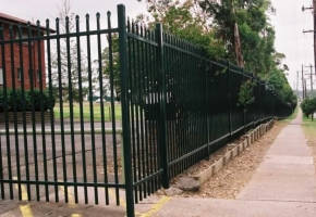 Press Point Fence (2)