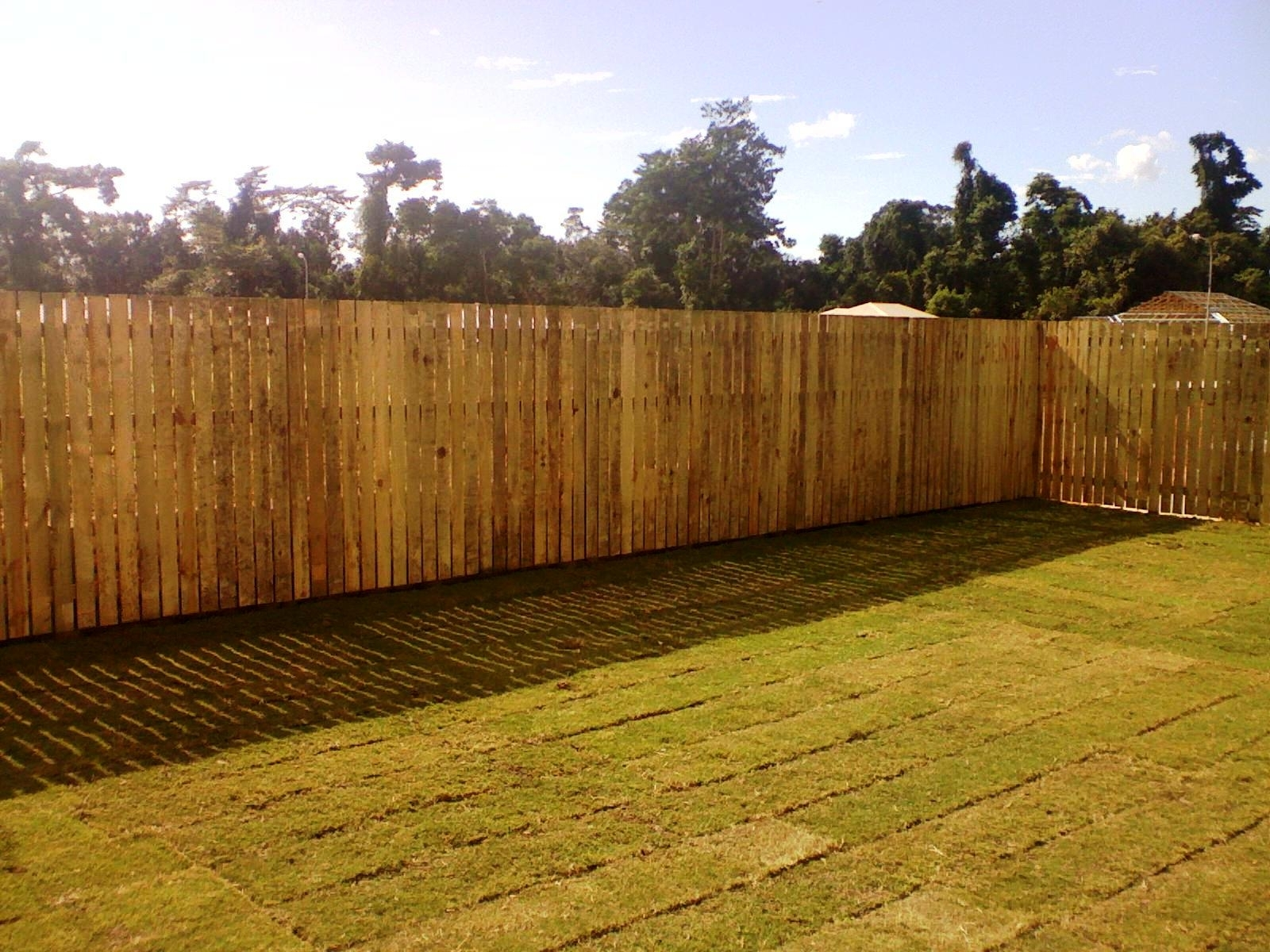 Timber Arnel Fencing Cairns